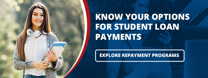 Know Your Options For Student Loan Payments